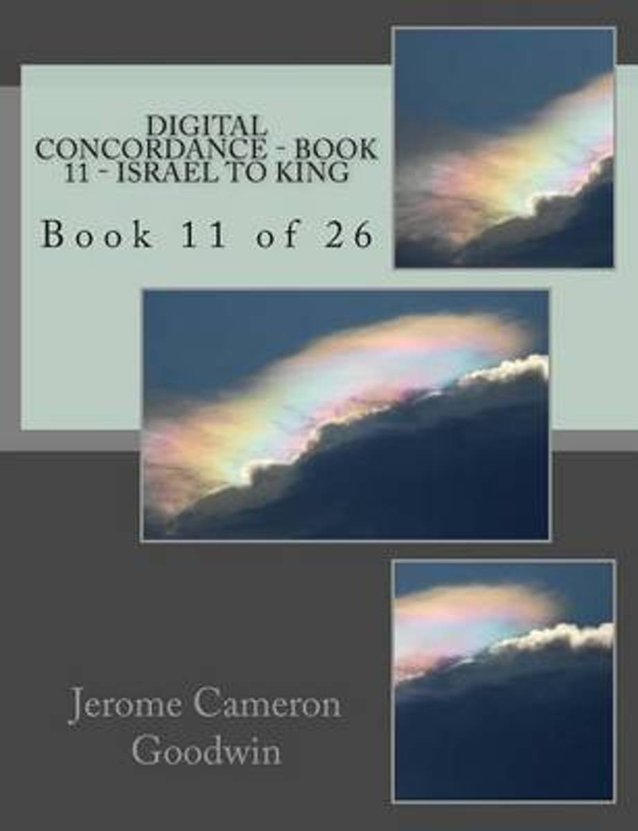 Digital Concordance - Book 11 - Israel to King