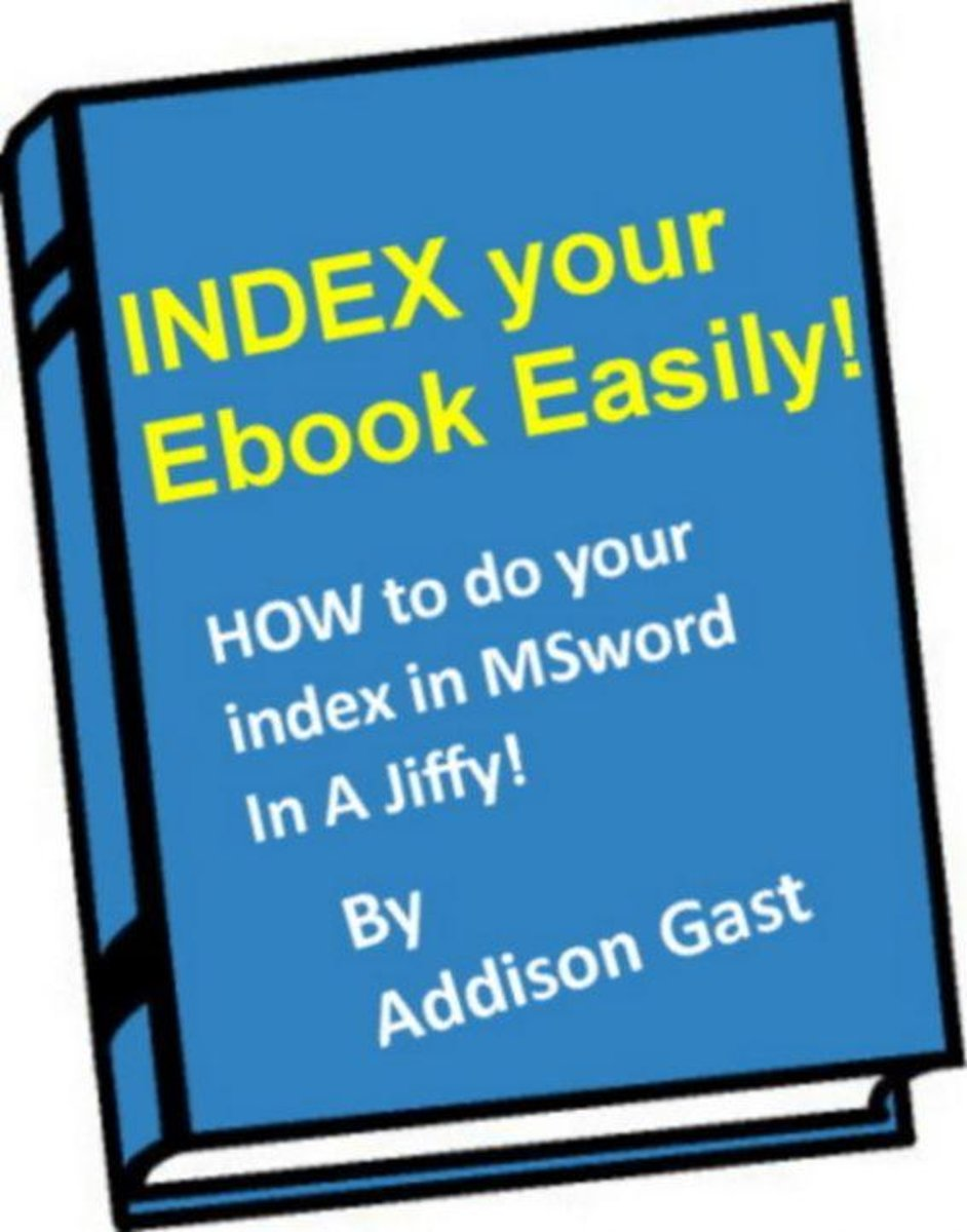 Index your Ebook Easily!