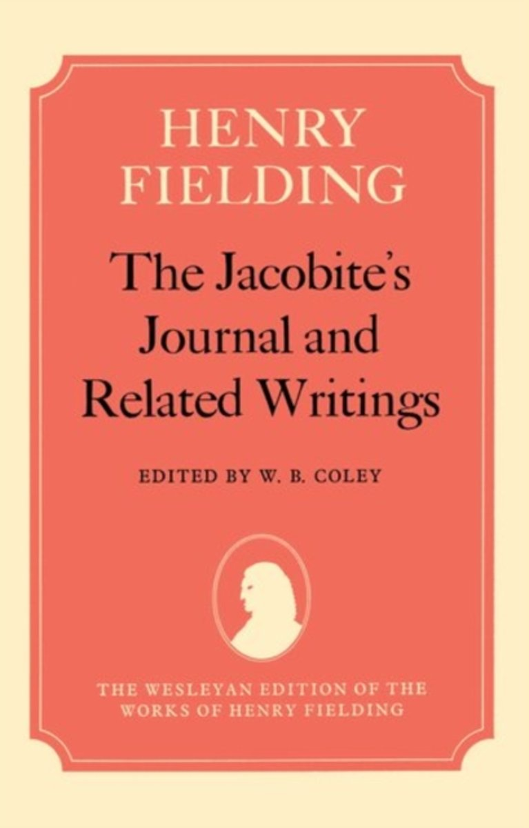 The Jacobite's Journal and Related Writings