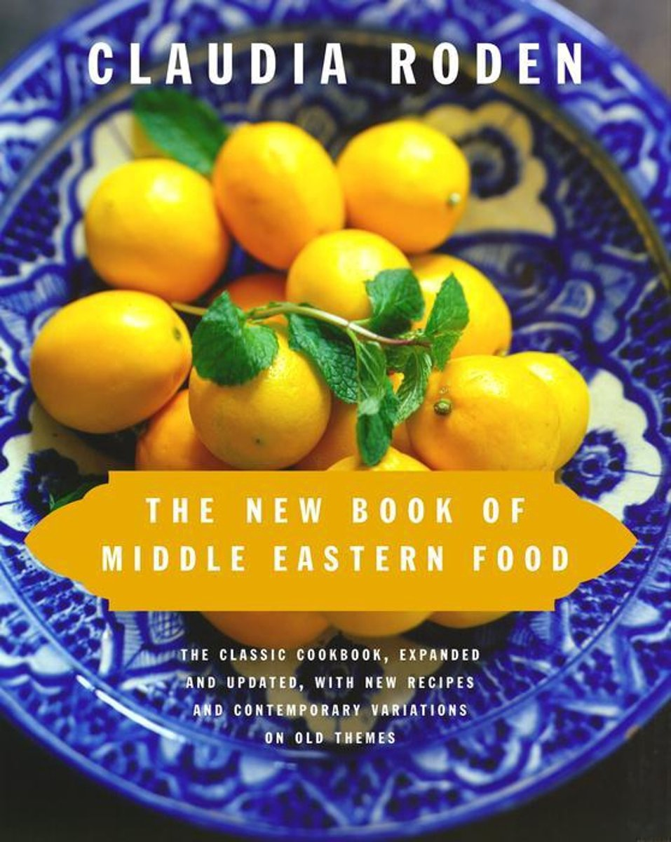 The New Book of Middle Eastern Food