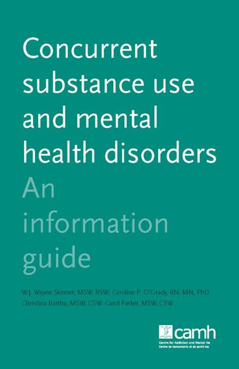 Concurrent Substance Use and Mental Health Disorders