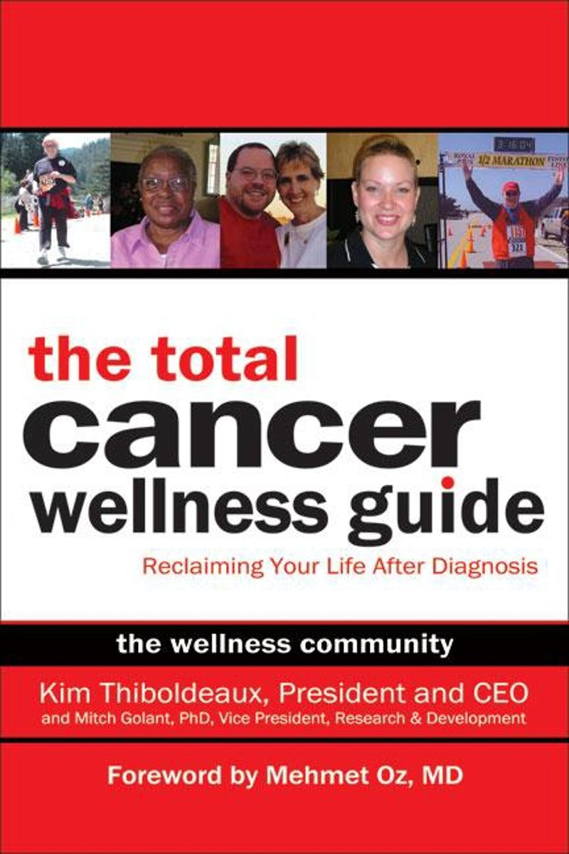 The Total Cancer Wellness Guide