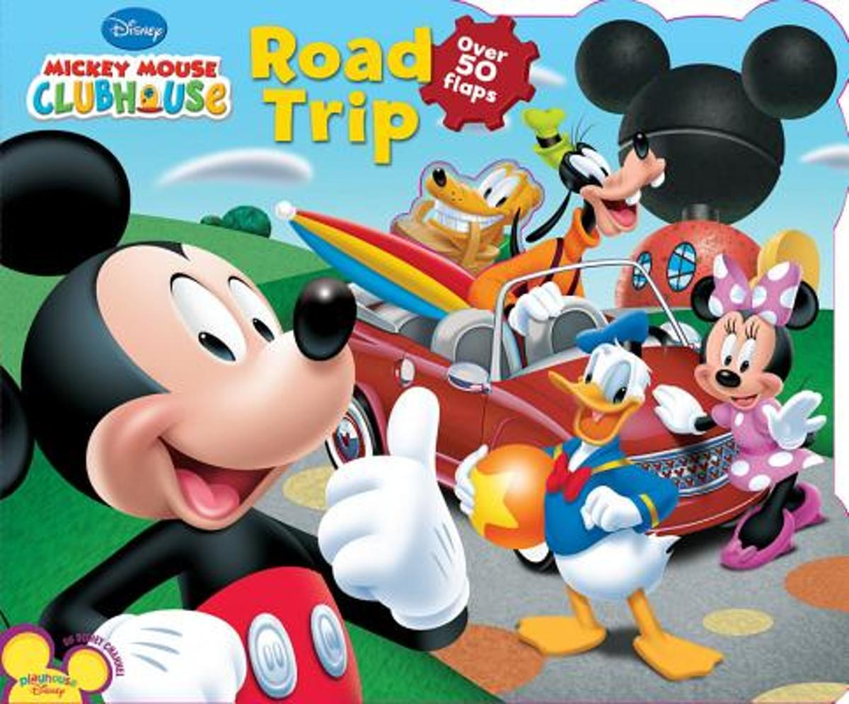 Mickey Mouse Clubhouse Road Trip