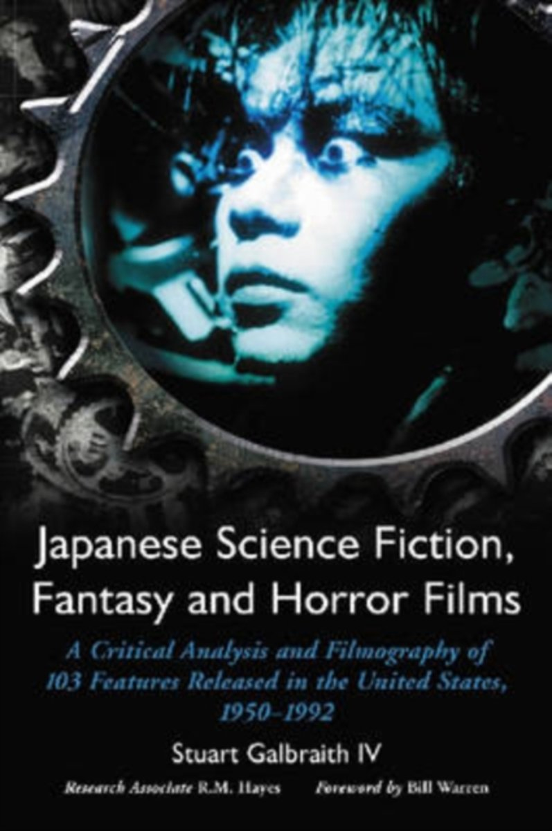 Japanese Science Fiction, Fantasy and Horror Films