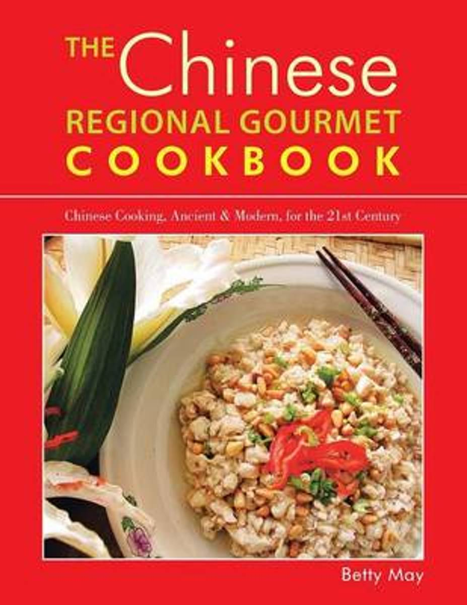 The Chinese Regional Gourmet Cookbook