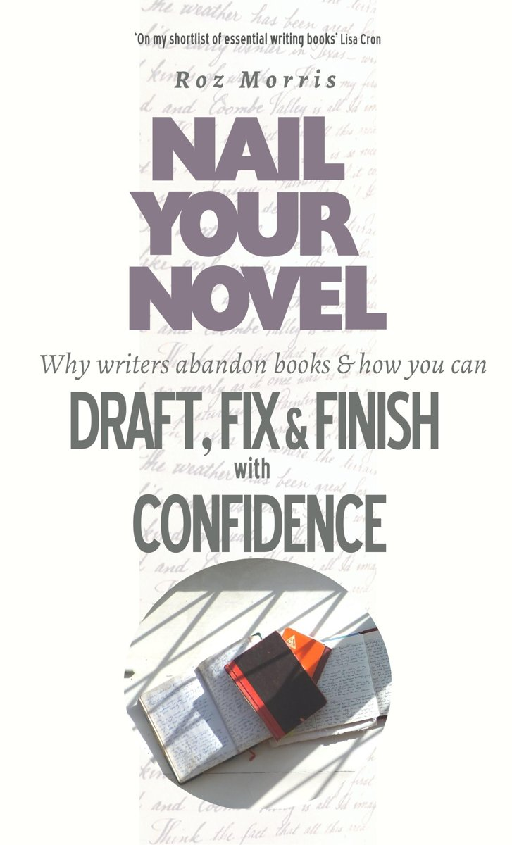 Nail Your Novel: Why Writers Abandon Books And How You Can Draft, Fix and Finish With Confidence