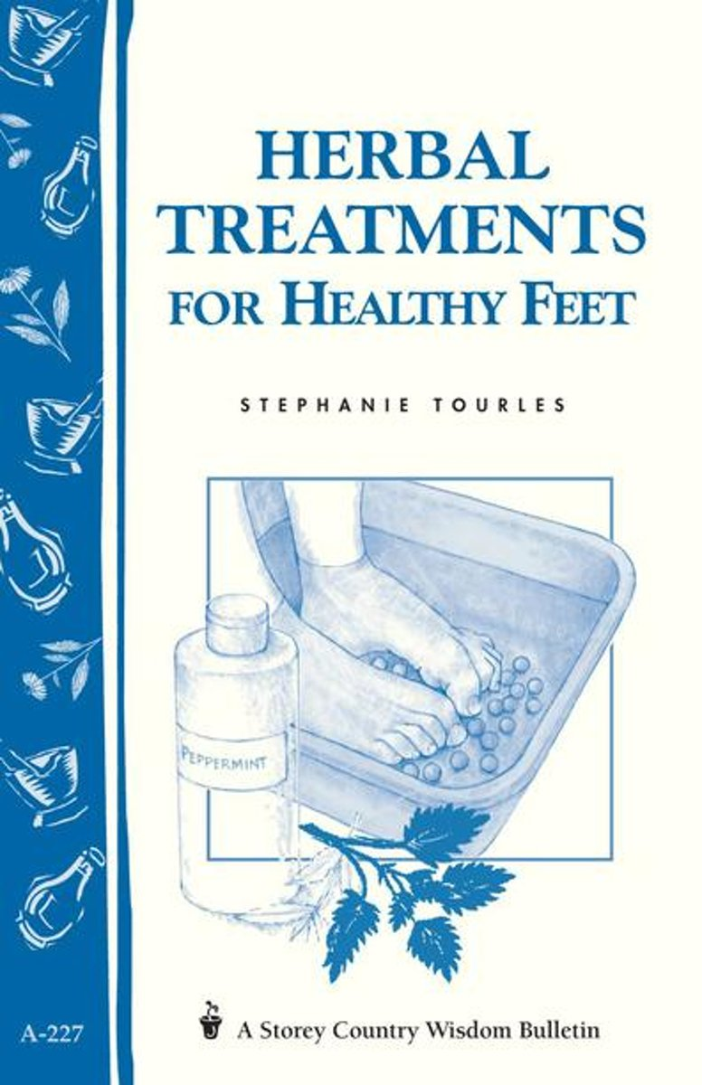 Herbal Treatments for Healthy Feet