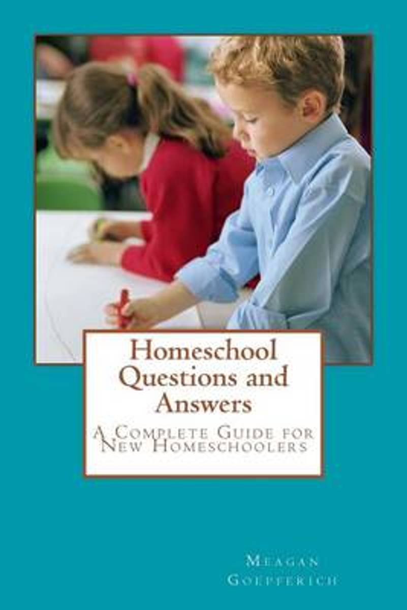 Homeschool Questions and Answers