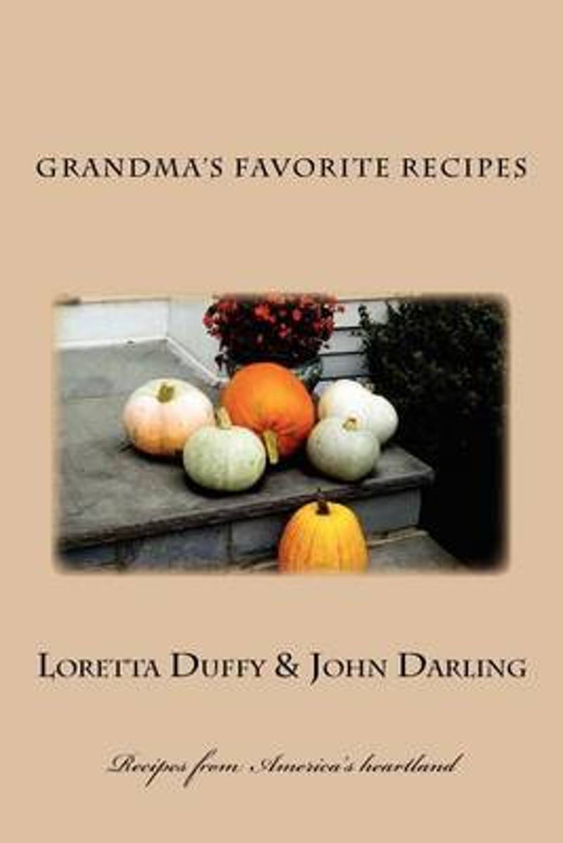 Grandma's Favorite Recipes