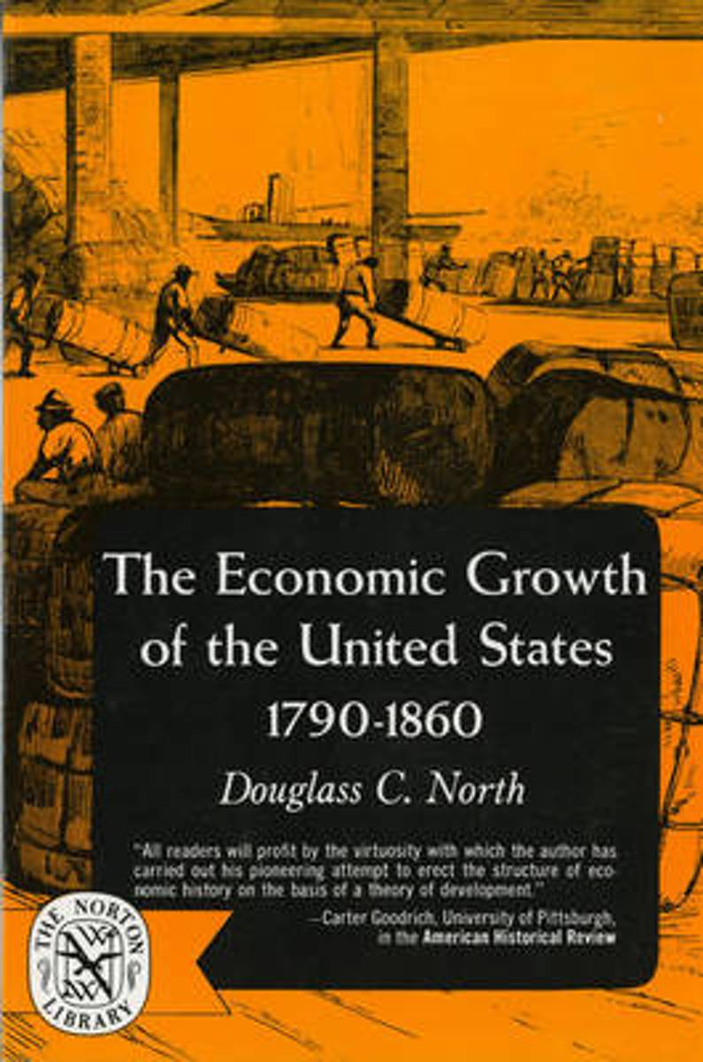 The Economic Growth of the United States