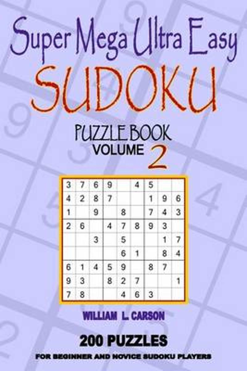 Super Mega Ultra Easy Sudoku