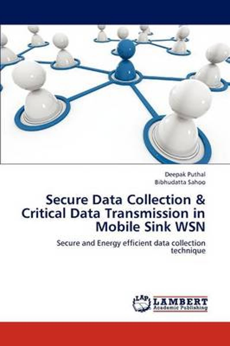 Secure Data Collection & Critical Data Transmission in Mobile Sink Wsn