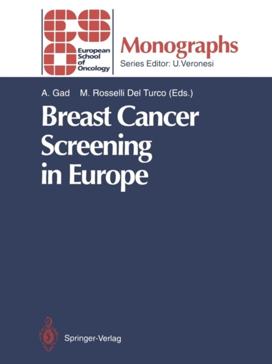 Breast Cancer Screening in Europe