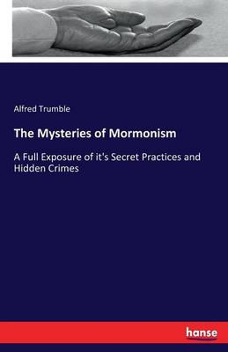 The Mysteries of Mormonism