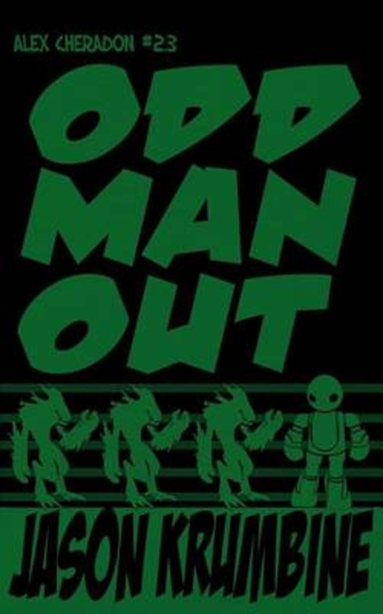 Odd Man Out (Alex Cheradon #2.3)