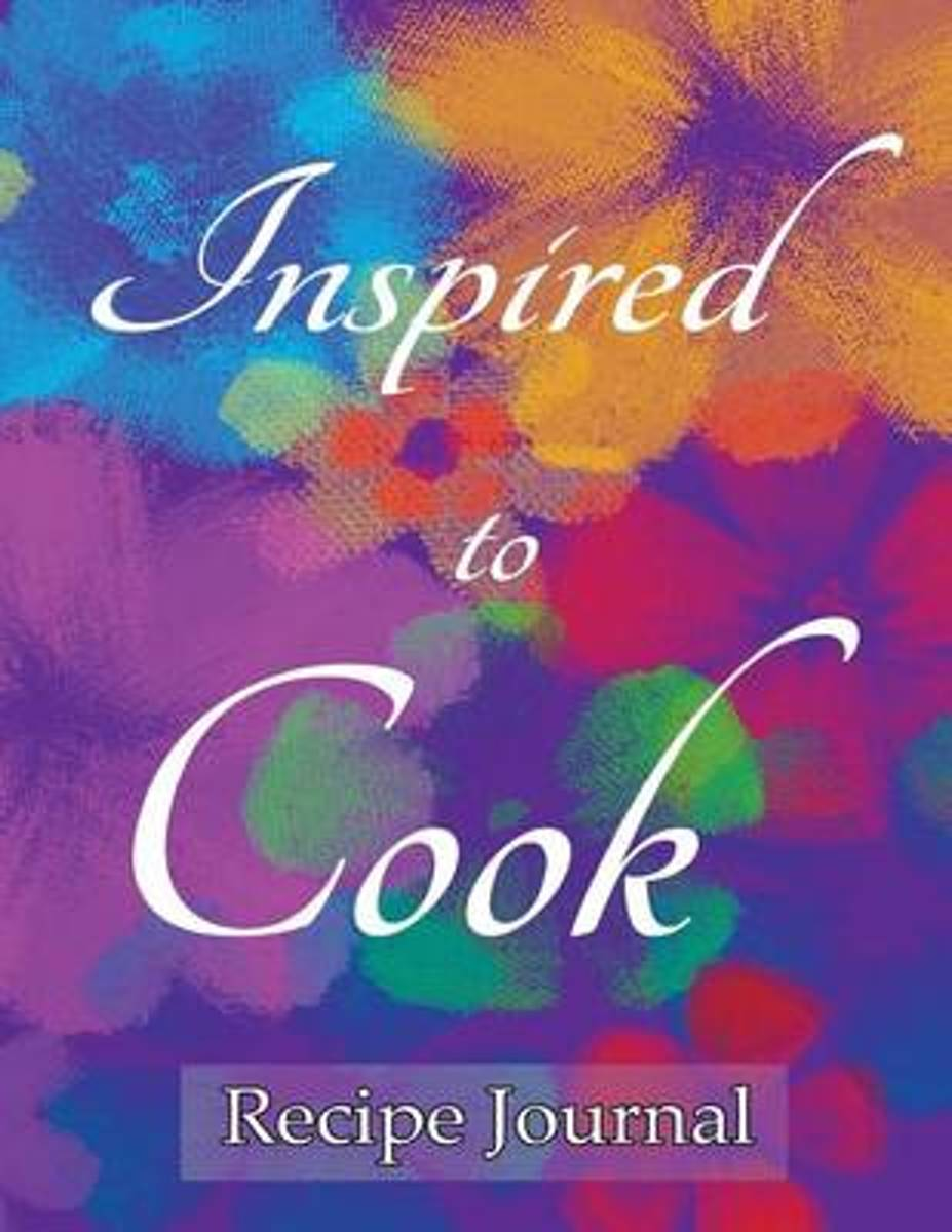 Inspired to Cook Recipe Journal