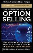 The Complete Guide to Option Selling, Second Edition, Chapter 7 - Recommended Spread Strategies