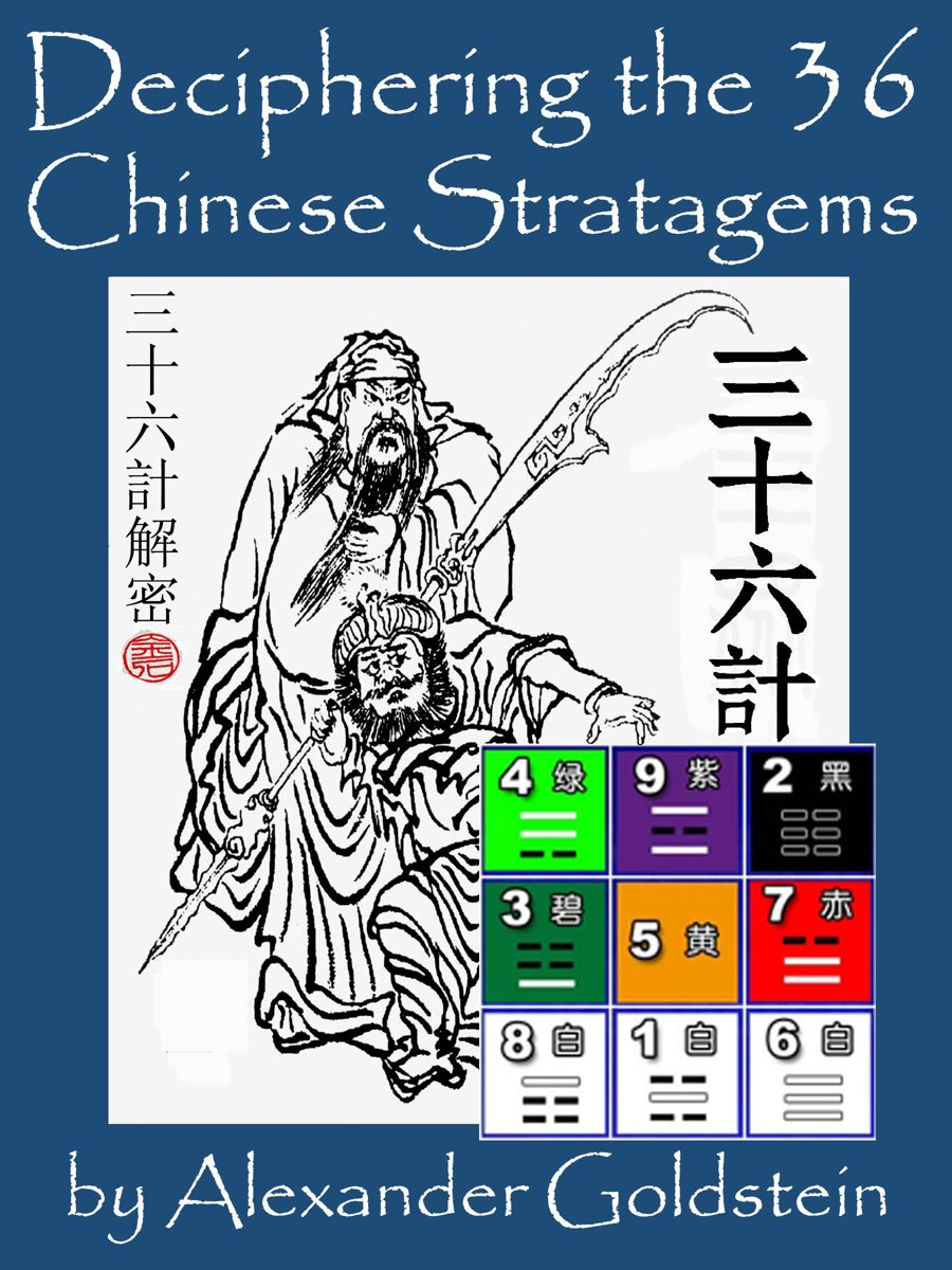 Deciphering the 36 Chinese Stratagems: Some Findings on the Circular Frame of Reference