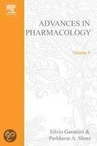 Advances in Pharmacology Vol 6