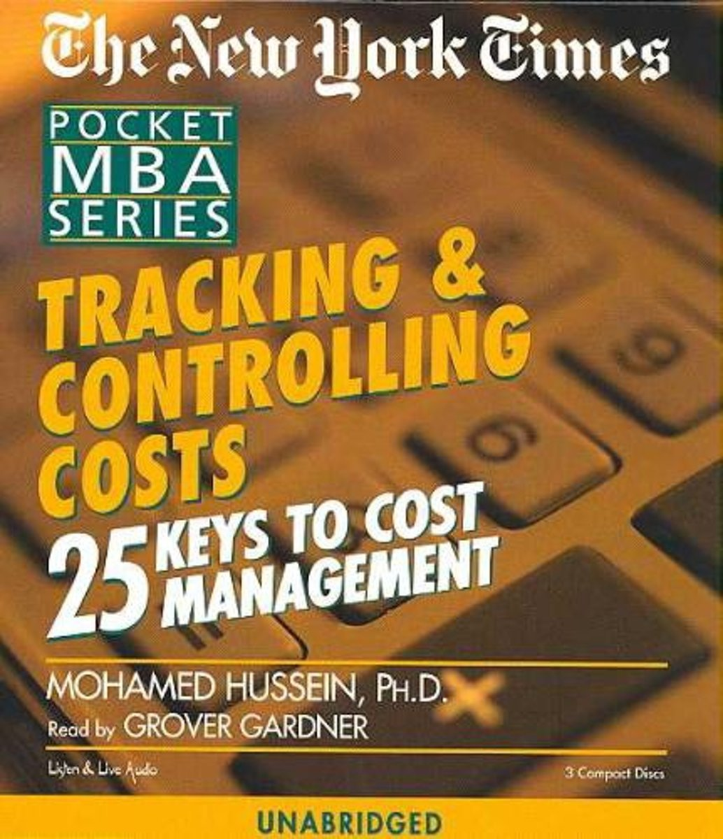 Tracking & Controlling Costs
