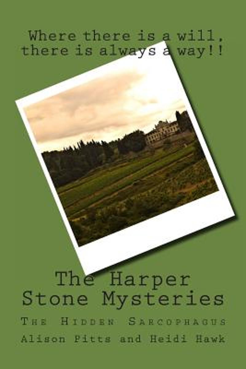 The Harper Stone Mysteries