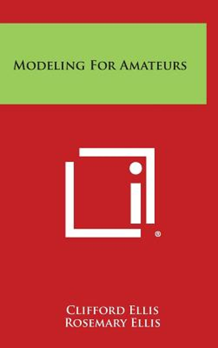 Modeling for Amateurs