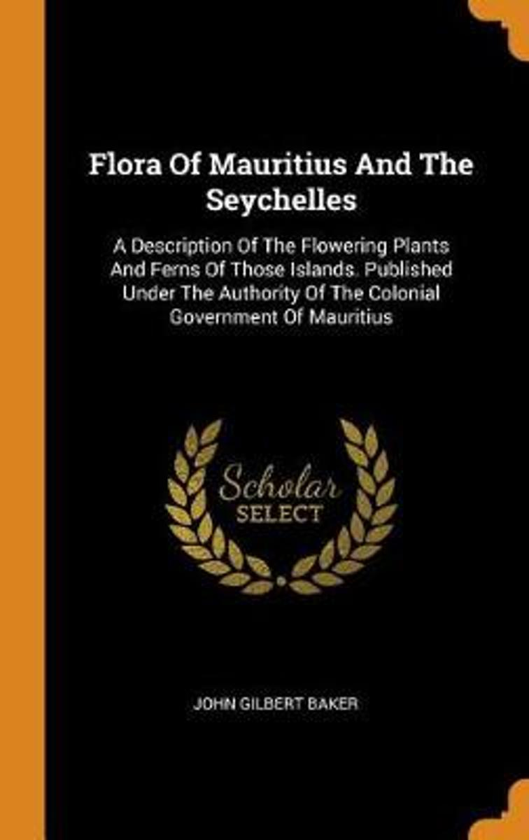 Flora of Mauritius and the Seychelles