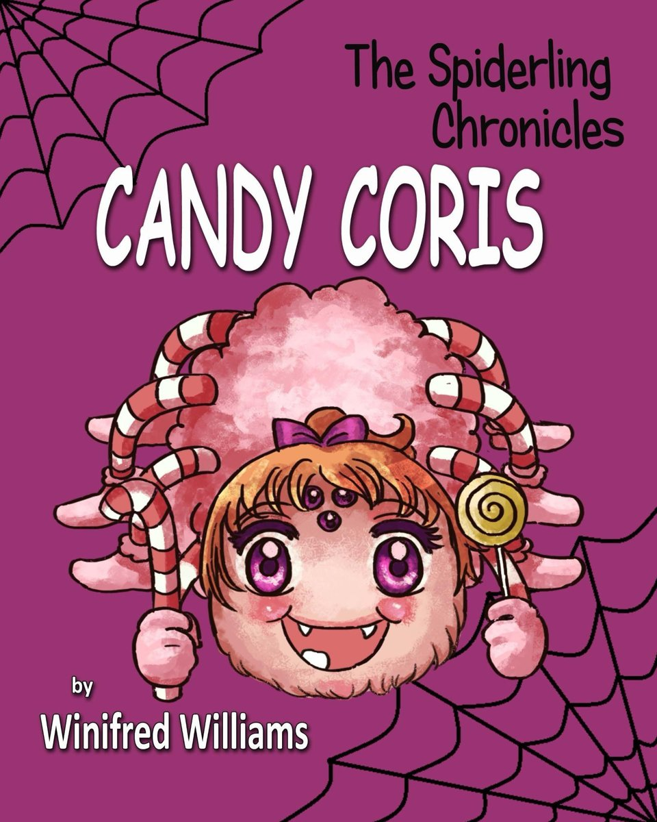 Candy Coris, Spiderling Chronicles