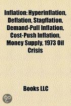 Inflation: Hyperinflation, Deflation, Stagflation, Demand-Pull Inflation, Cost-Push Inflation, Money Supply, 1973 Oil Crisis