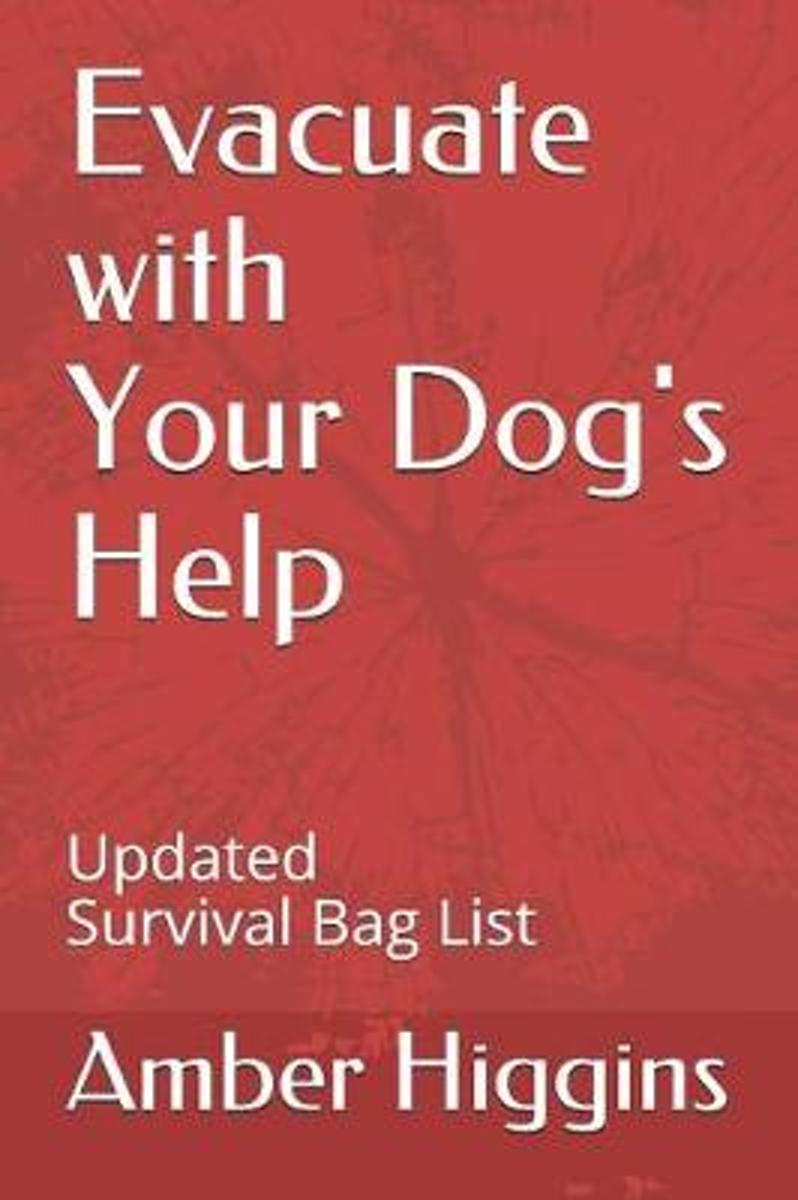 Evacuate with Your Dog's Help