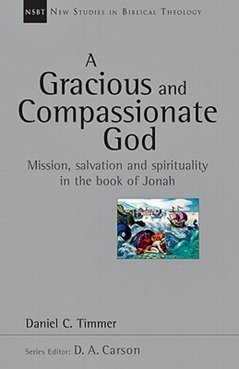 A Gracious and Compassionate God