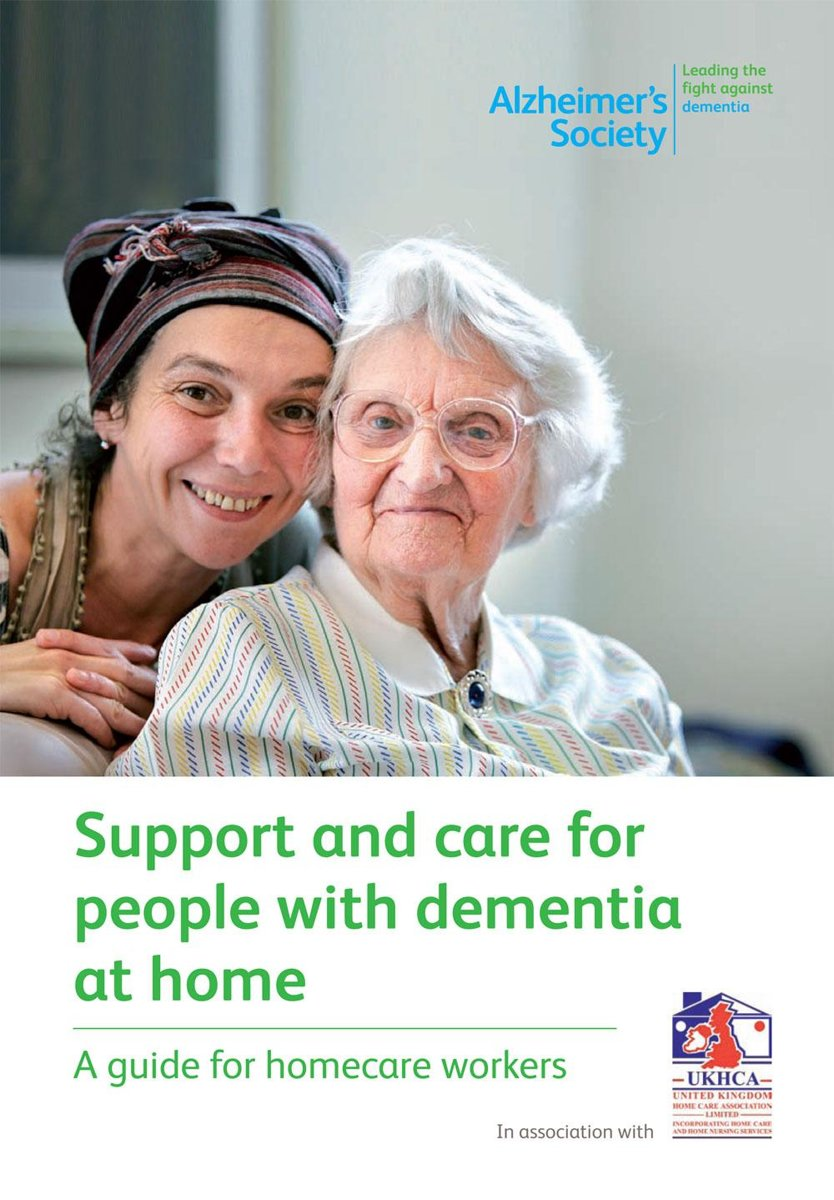Support and care for people with dementia at home
