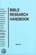 Bible Research Handbook