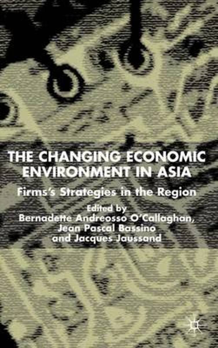 Changing Economic Environment in Asia