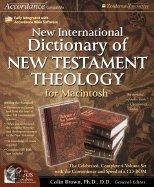 New International Dictionary Of New Testament Theology For Macintosh