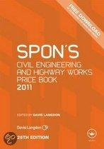 Spon's Civil Engineering and Highway Works Price Book