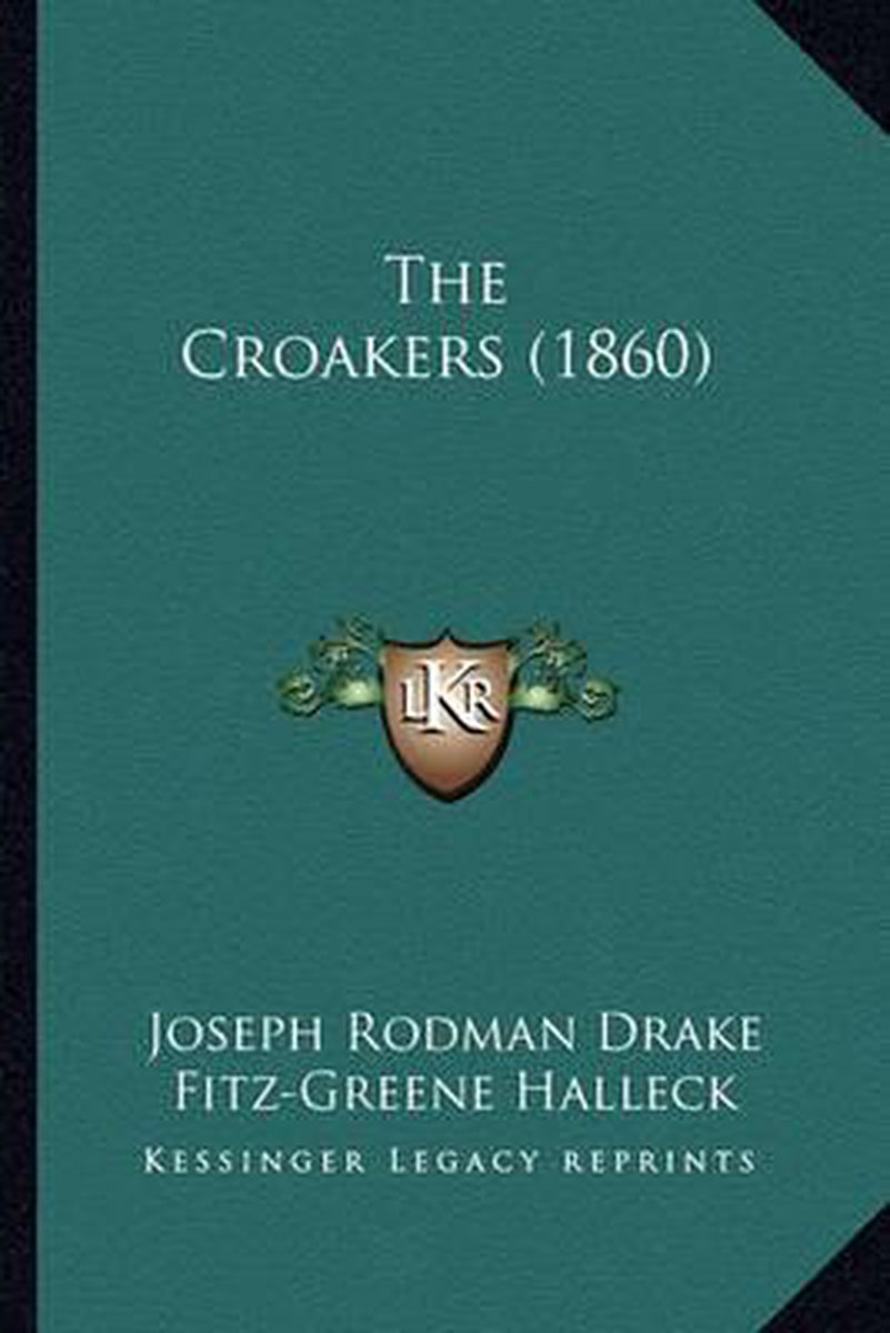 The Croakers (1860) the Croakers (1860)