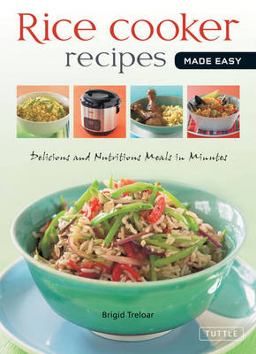 Quick & Easy Rice Cooker Recipes