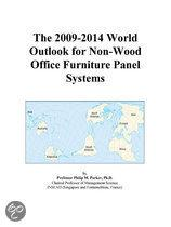The 2009-2014 World Outlook for Non-Wood Office Furniture Panel Systems