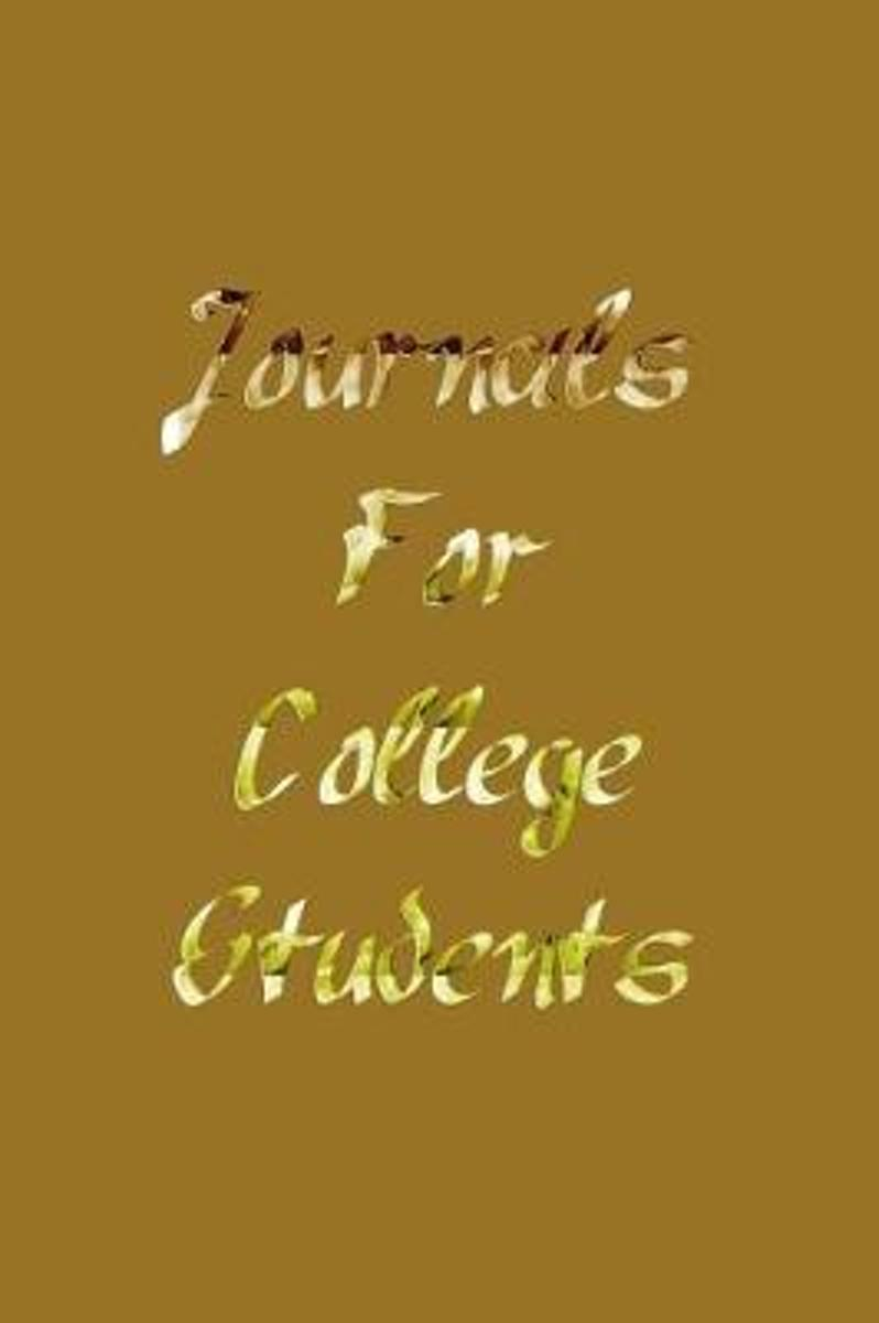 Journals for College Students