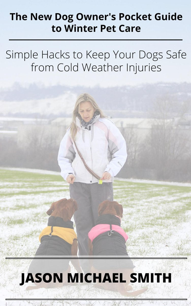 The New Dog Owner's Pocket Guide to Winter Pet Care: Simple Hacks to Keep Your Dogs Safe from Winter Weather Injuries