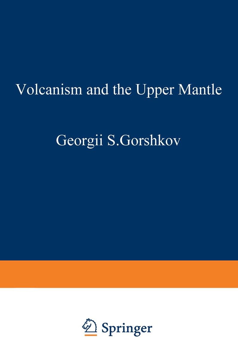 Volcanism and the Upper Mantle