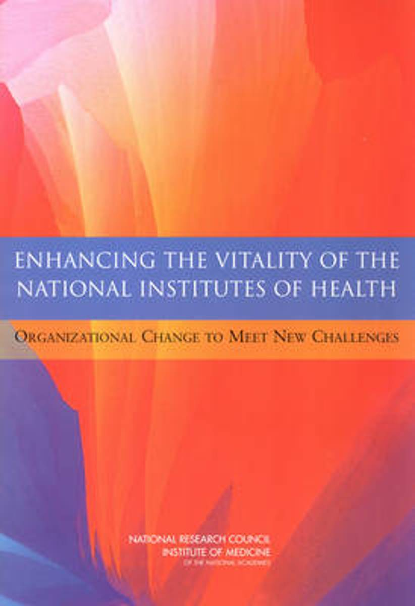 Enhancing the Vitality of the National Institutes of Health