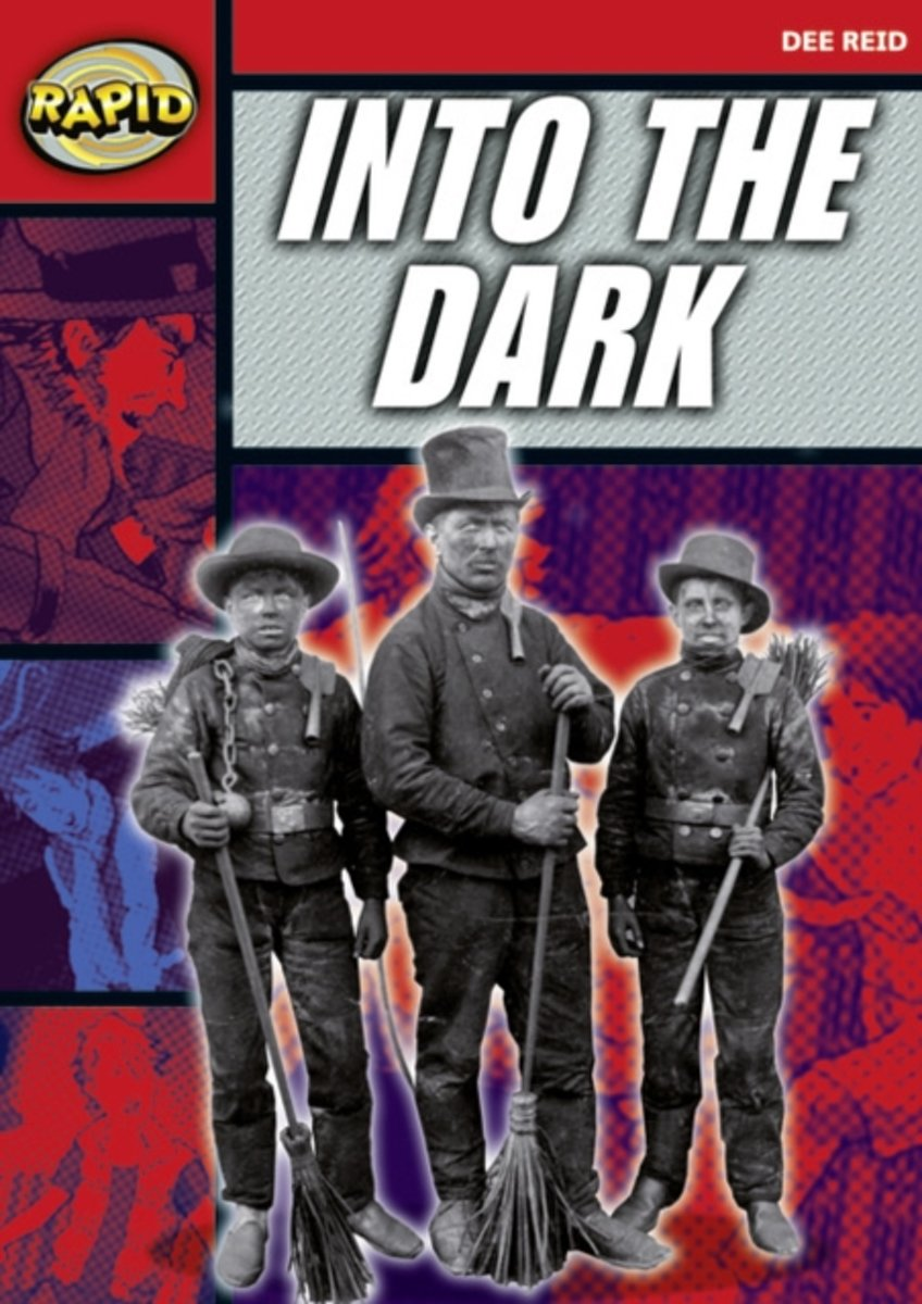Rapid Stage 5 Set A: Into The Dark (Series 2)