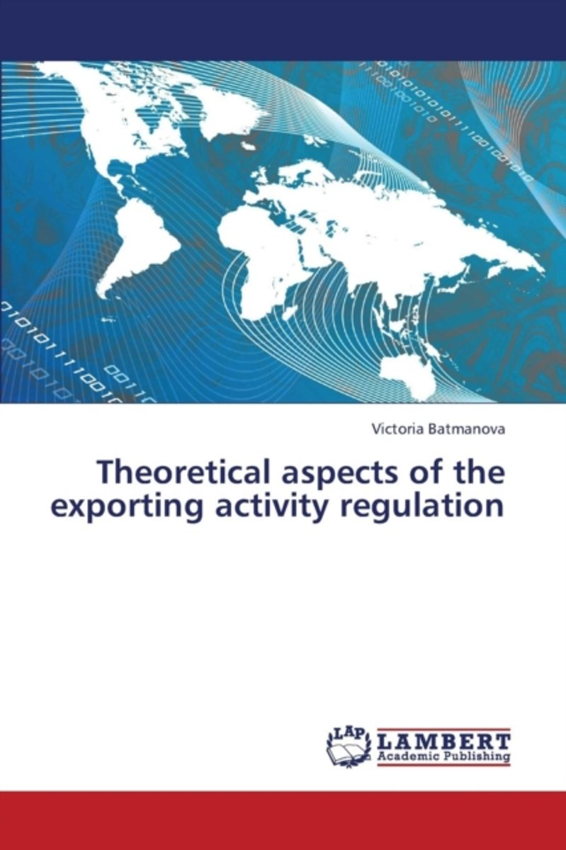Theoretical Aspects of the Exporting Activity Regulation
