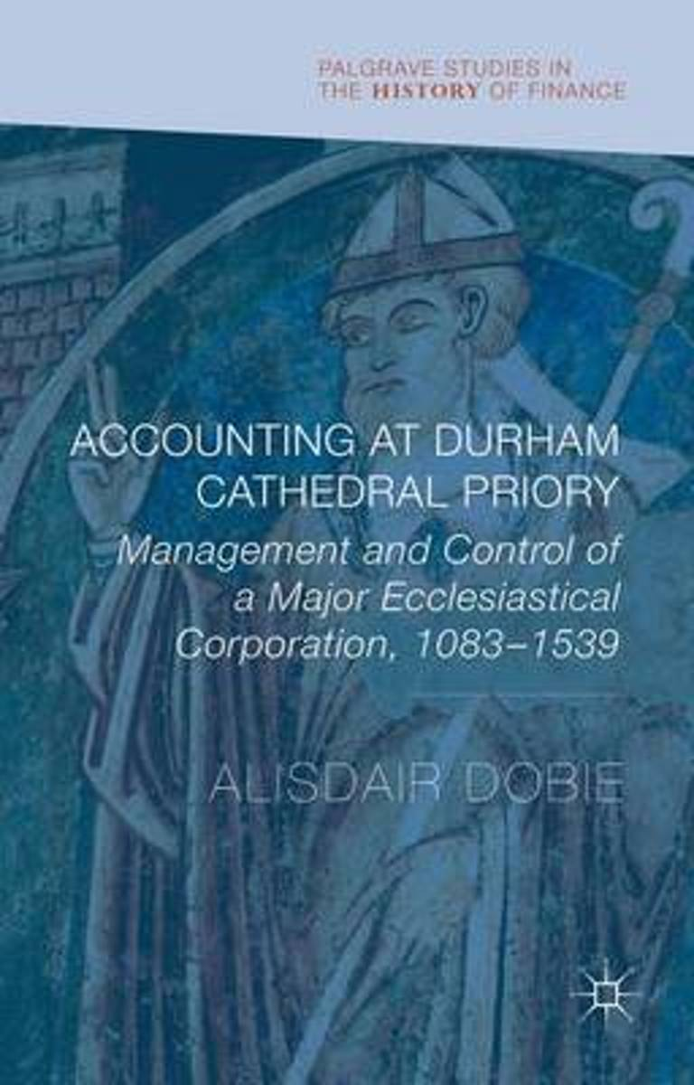 Accounting at Durham Cathedral Priory