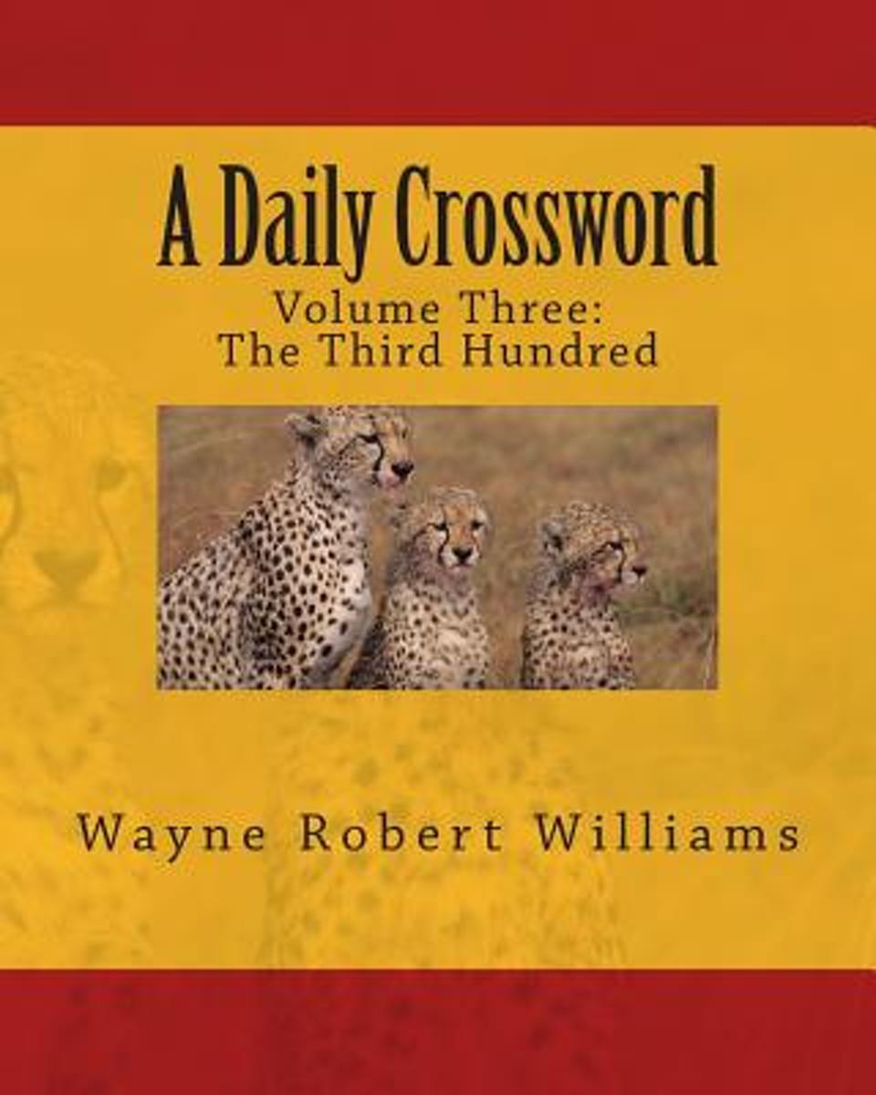 A Daily Crossword Volume Three