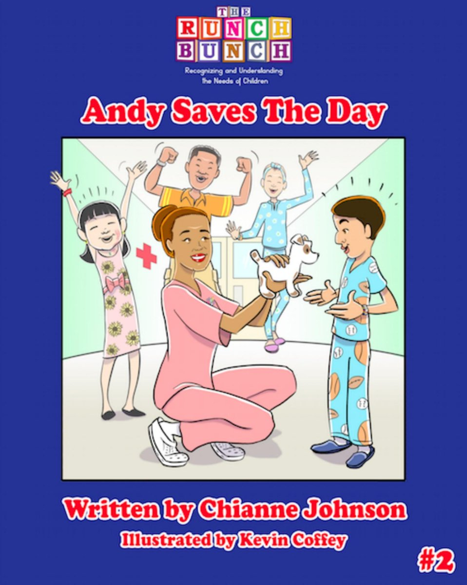 The Runch Bunch- Andy Saves The Day