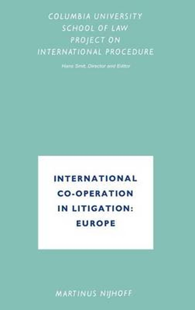 International Co-Operation in Litigation
