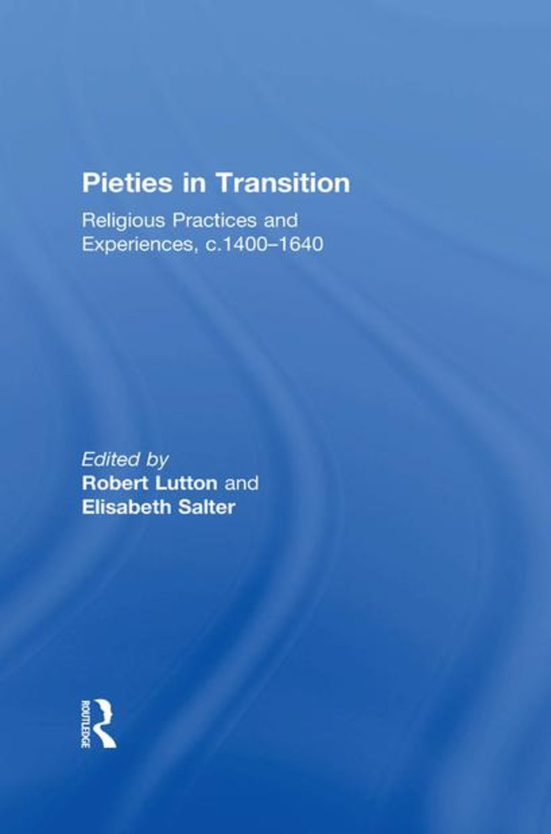 Pieties in Transition